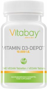 Veganes Vitamin gegen Mangel Symptome