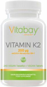 Vitamin K2 gegen Mangel Symptome