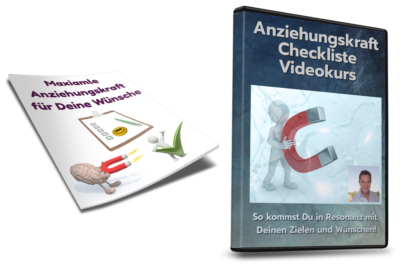 Anziehungskraft Checkliste